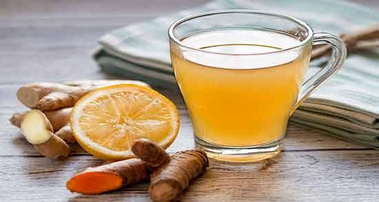 خواص چای زنجبیل و زردچوبه ؛ خاصیت مسکن بودن مصرف چای زنجبیل و زردچوبه برای درد