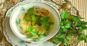 خواص چای نعناع خشک ؛ فواید درمانی مصرف چای نعناع خشک