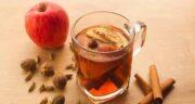 دمنوش به تازه و دارچین ؛ تاثیر خوردن دمنوش به تازه و دارچین برای درمان سرماخوردگی