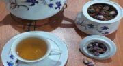 دمنوش به و گل محمدی ؛ وجود ویتامین C فراوان در دمنوش به و گل محمدی