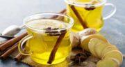 دمنوش زنجبیل و دارچین برای سرماخوردگی ؛ روشی عالی برای درمان فوری سرماخوردگی
