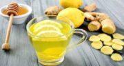 دمنوش زنجبیل و لیمو و عسل ؛ فواید درمانی مصرف دمنوش زنجبیل و لیمو و عسل