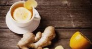 دمنوش زنجبیل و لیمو ؛ تقویت سیستم ایمنی بدن با مصرف دمنوش زنجبیل و لیمو