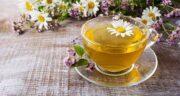 دمنوش نعناع و بابونه ؛ درمان خانگی سردرد های میگرنی با دمنوش نعناع و بابونه