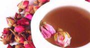 دمنوش پونه و گل محمدی ؛ فواید درمانی مصرف دمنوش پونه و گل محمدی برای تقویت سلامتی