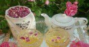 دمنوش گل محمدی برای لاغری ؛ افزایش چربی سوزی بدن با دمنوش گل محمدی