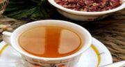 دمنوش گل محمدی در شیردهی ؛ فواید و مضرات خوردن دمنوش گل محمدی برای دوران شیردهی
