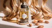 روغن آرگان و مو ؛ روغن آرگان به عنوان یک نرم کننده طبیعی و تقویت کننده برای مو