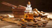 روغن بادام تلخ یا شیرین برای دور چشم ؛ کاهش چروک دور چشم با روغن بادام