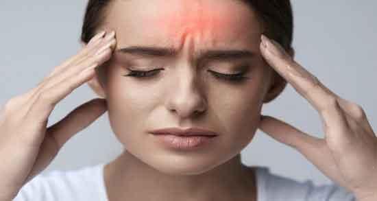 روغن بنفشه و سردرد ؛ روش استفاده از روغن بنفشه برای درمان سردرد