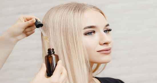 روغن کرچک برای رشد سریع مو ؛ روغن کرچک باعث افزایش گردش خون و رشد سریع مو