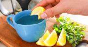 طرز تهیه دمنوش نعناع و لیمو ؛ روش صحیح درست کردن دمنوش نعناع و لیمو