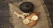 طرز تهیه چای زنجبیل ؛ آموزش صحیح درست کردن چای زنجبیل در منزل