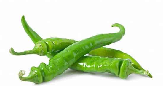 خواص فلفل سبز تند ؛ طبع فلفل سبز تند گرم است یا سرد و فشار خون