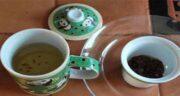 فواید چای به دانه ؛ درمان گلودرد و سرفه های شدید با چای به دانه