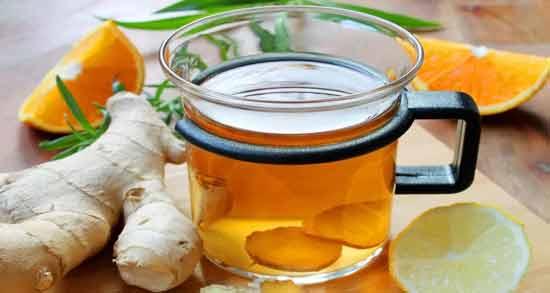 فواید چای زنجبیل تازه ؛ خواص مصرف چای زنجبیل تازه برای سلامتی و درمانی بیماری ها