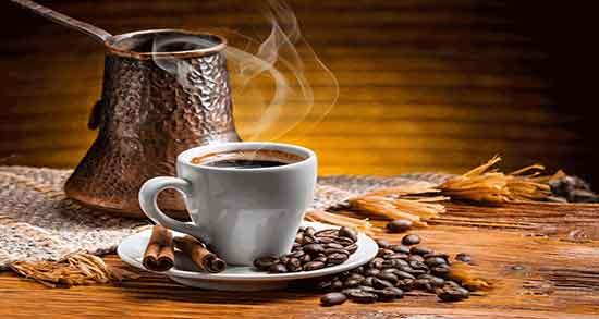 خواص قهوه ترک ؛ برای اسپرم و لاغری با شیر برای مو و پوست و کبد و دیابت
