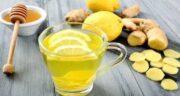 چای زنجبیل و لیمو ؛ خاصیت درمانی خوردن چای زنجبیل و لیمو برای سلامتی