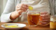 چگونه چای زنجبیل درست کنیم ؛ روش تهیه چای زنجبیل