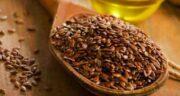 بذر کتان قهوه ای یا طلایی ؛ خواص بذر کتان بو داده چیست