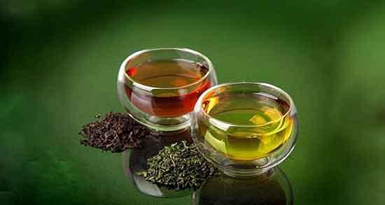 خواص چای سیاه و کرن بری ؛ فواید چای کرن بری کیسه ای نیوشا