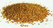 طریقه مصرف بذر کتان برای لاغری شکم ؛ مصرف بذر کتان و لاغری
