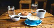 طرز تهیه قهوه اسپرسو با شیر جوش ؛ دستور قهوه اسپرسو با شیر جوش