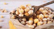 خواص نخود برای بدنسازی ؛ نخود یکی از بهترین مواد غذایی برای بدنسازان