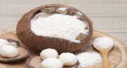 خواص پودر نارگیل برای چاقی ؛ تاثیر خوردن پودر نارگیل برای افزایش وزن و چاقی
