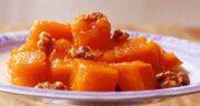 خواص کدو حلوایی و عسل ؛ خاصیت ترکیب کدو حلوایی با عسل برای سلامتی