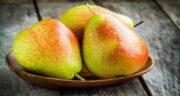 خواص گلابی برای تب ؛ خواص دارویی میوه گلابی برای کاهش تب و حرارت بدن