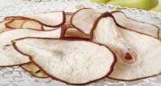 خواص گلابی خشک شده ؛ وجود آنتیاکسیدان های فراوان در گلابی خشک مفید برای سلامتی