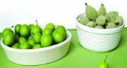 خواص گوجه سبز و چاقاله بادام ؛ خواص فراوان مصرف گوجه سبز و چاقاله بادام برای سلامتی بدن