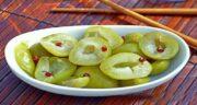 طرز تهیه گوجه سبز خشک شده ؛ آموزش درست کردن گوجه سبز خشک شده در منزل
