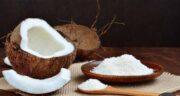 نارگیل و یبوست ؛ فیبر موجود در نارگیل مفید برای درمان یبوست
