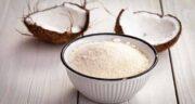 چگونه پودر نارگیل خشک را چرب کنیم ؛ روش درست کردن پودر نارگیل چرب