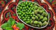 گوجه سبز و چغاله ؛ خواص و مضرات خوردن گوجه سبز و چغاله با هم