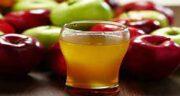خاکشیر و سرکه سیب برای لاغری ؛ خاکشیر و سرکه سیب لاغری شکم