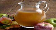 خواص سرکه سیب در شب ؛ ایا مصرف سرکه سیب در شب مفیده
