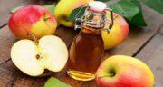 سرکه سیب برای روشن شدن پوست ؛ سرکه سیب برای لک صورت