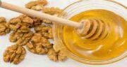 خواص گردو با عسل ؛ خاصیت دارویی خوردن معجون گردو و عسل