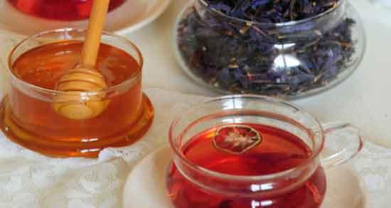 خواص گل گاوزبان با عسل ؛ خاصیت فوق العاده ترکیب گل گاوزبان با عسل برای سلامتی