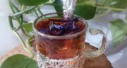 خواص گل گاوزبان و عسل ؛ درمان سرفه و گلو درد با گل گاوزبان و عسل