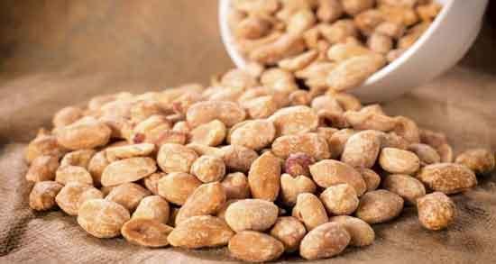 مضرات بادام زمینی برای کلیه ؛ عوارض خوردن بادام زمینی برای بیماران کلیوی