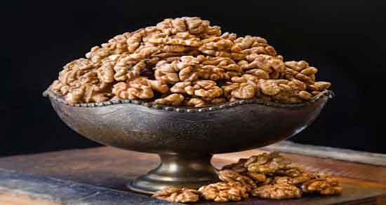 گردو و نقرس ؛ گردو به عنوان یکی از بهترین دارو ها برای درمان نقرس