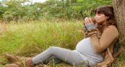 گل گاوزبان در ماه آخر بارداری ؛ تاثیر خوردن گل گاوزبان برای زن باردار