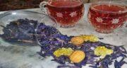 گل گاوزبان و سرماخوردگی ؛ درمان تب و علایم سرماخوردگی با خوردن گل گاوزبان