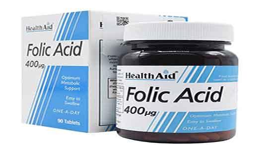 اسید فولیک و فشار خون ؛ رابطه اسید فولیک برای فشار خون بالا