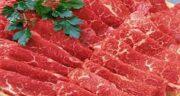 درباره گوشت قرمز ؛ جدول ارزش غذایی گوشت قرمز چگونه است