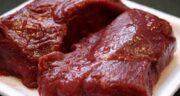 فواید گوشت قرمز برای بدن ؛ خاصیت مصرف گوشت قرمز برای بدن زنان